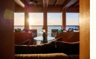 hotels exotic holidays Amilla Fushi Island Resort Maldives Sunset Bar