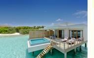 Dhigali Maldives Lagoon Villa with Pool
