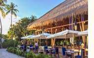 Emerald Maldives Resort and Spa Aqua Restaurant