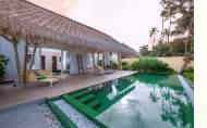 Emerald Maldives Resort and Spa Family Beach Villas with Pool