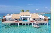 Emerald Maldives Resort and Spa Presidential Water Villa