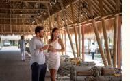 Emerald Maldives Resort and Spa Sunset Pool Cafe
