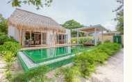 Emerald Maldives Resort and Spa Superior Beach Villas with Pooll