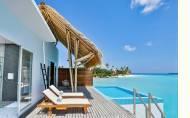 Emerald Maldives Resort and Spa Water Villas with Poola