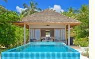 Faarufushi Maldives Resort Beach Retreats with Pool