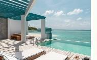 hotels exotic holidays Amilla Fushi Island Resort Maldives Lagoon Water Pool Villas