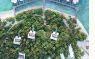 hotels exotic holidays Amilla Fushi Island Resort Maldives Treetop Pool Villa 2 Bedroom