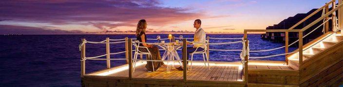 Baglioni Resort Maldives Dining