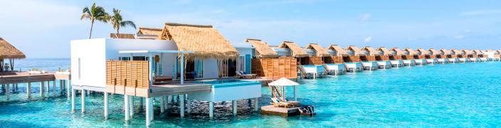 Sun Siyam Olhuveli Maldives Beach and Spa Resort