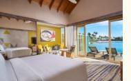 Hard Rock Hotel Maldives Platinum Overwater Villa