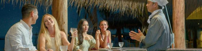 You and Me Maldives Maldives Dining