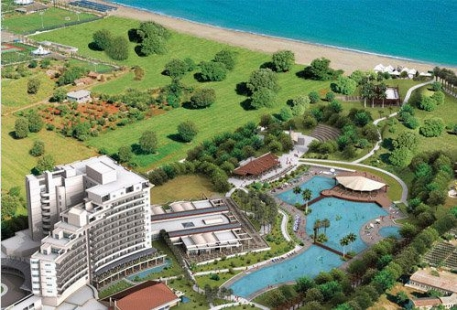 Barut Hotels Lara Resort Spa Suits