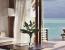 COMO Cocoa Island Resort Loft Villa Lounge