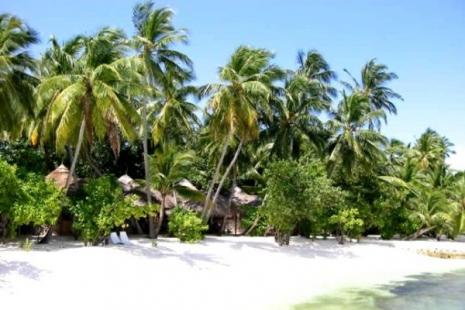 Dhiggiri Island Resort Map