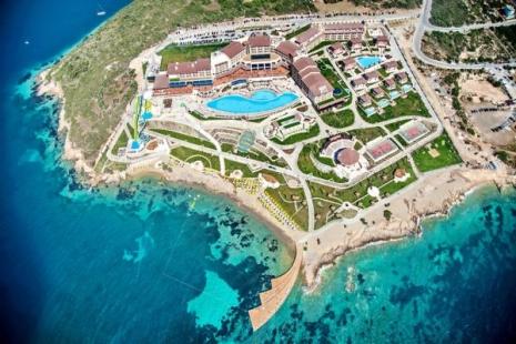 Hotel Euphoria Aegean Resort Spa Izmir Seferihisar Sigacik Turkey Asia Balkan Wings