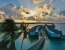 Hard Rock Hotel Maldives - End to another beautiful day at Hard Rock Hotel Maldives. Favorite time of the day.