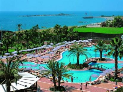 Kirman Hotels Arycanda De Luxe Karaburun