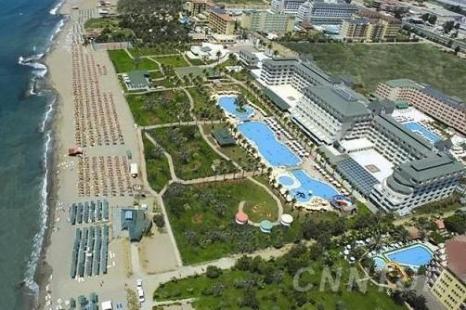 Hotel M C Arancia Resort Hotel Alanya Turkey Asia Balkan Wings